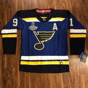 Vladimir Tarasenko St. Louis Blues Adidas Jersey